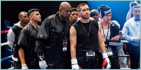 Victor Ortiz, Forest Whitaker, Jake Gyllenhaal y Beau Knapp