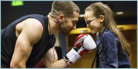 Jake Gyllenhaal y Oona Laurence
